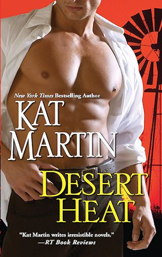Desert Heat Book Cover