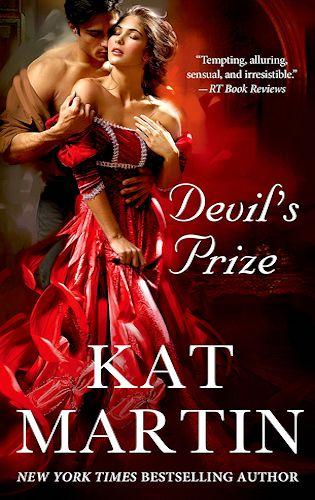 Devil's Prize Book Cover
