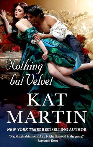 Nothing But Velvet Book Cover