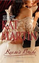 Reese's Bride Book Cover