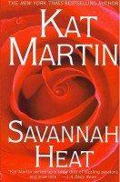 Savanah Heat Book Cover