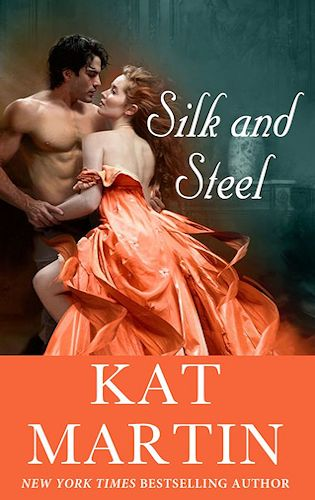 Silk And Steel Book Cover