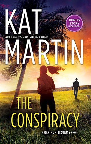 The Conspiracy - Kat Martin