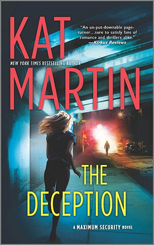The Deception by Kat Martin - Paperback Edition