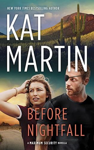Before Nightfall Cover Art - Kat Martin