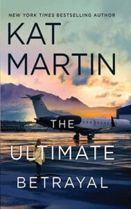 The Ultimate Betrayal Cover Art - Kat Martin